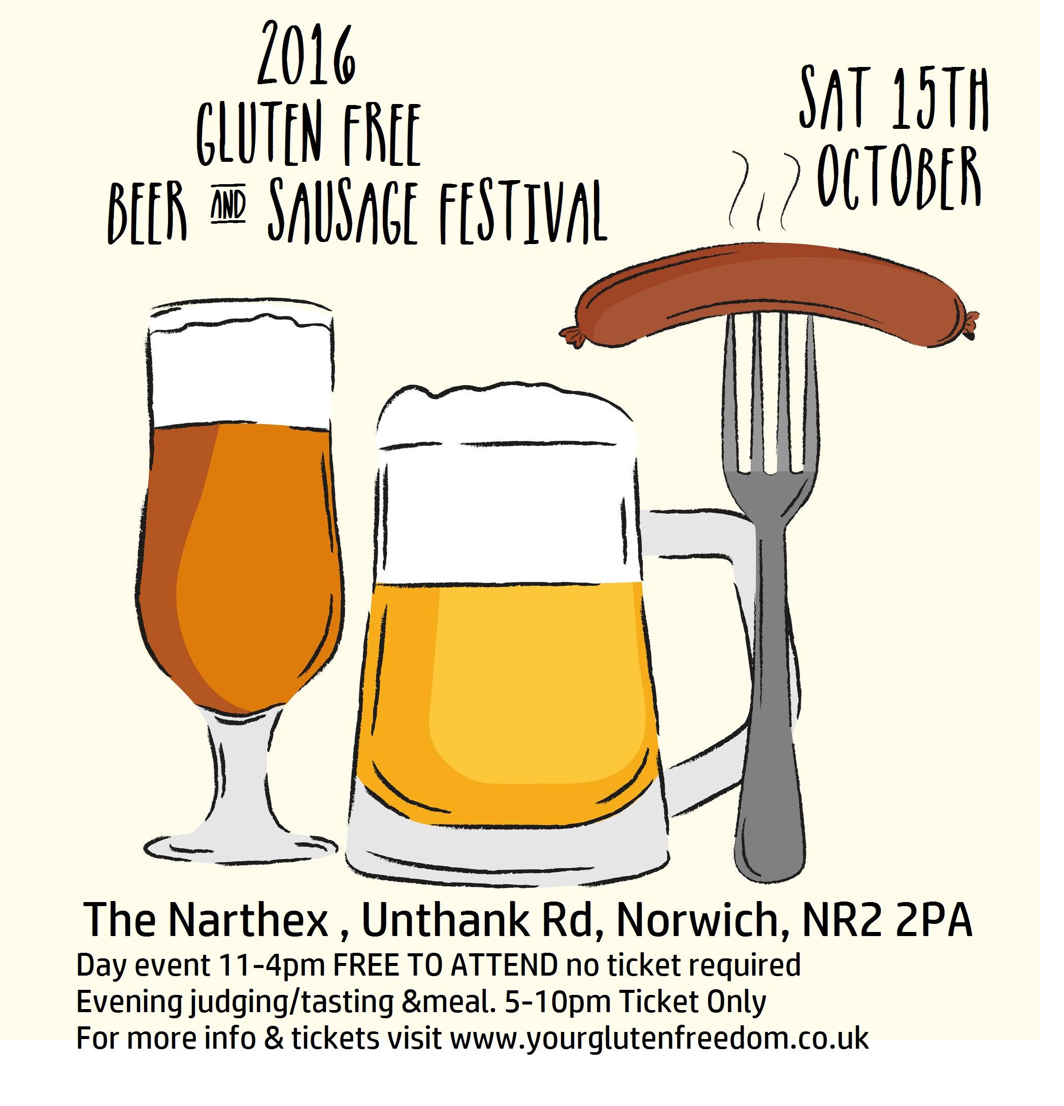 Beer fest Oct 2016 poster