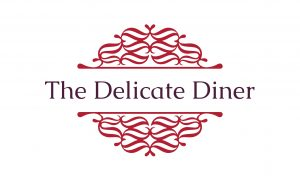 The Delicate Diner logo