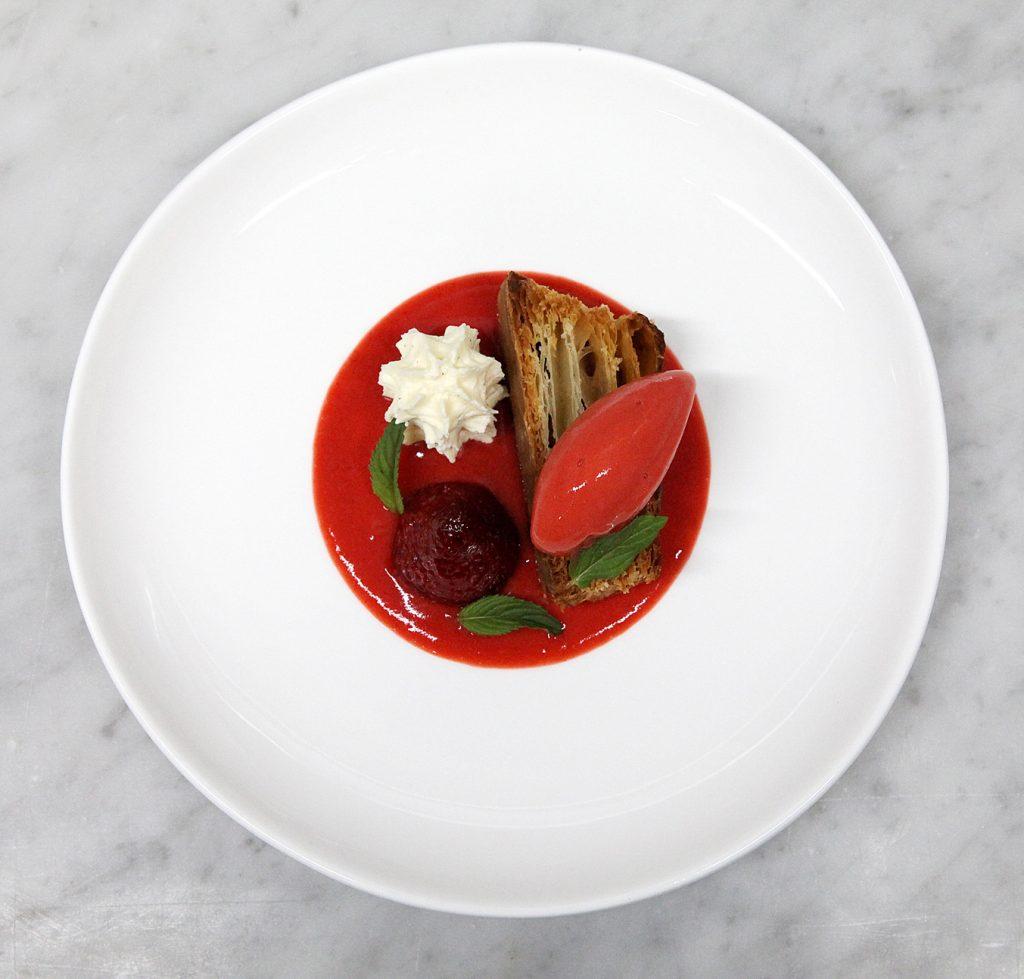 Dessert Benedicts style