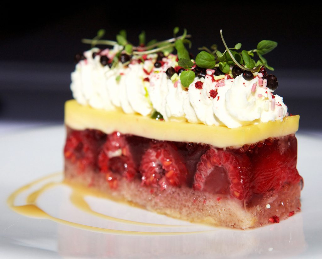 The iconic Nanny Bush's trifle - Richard Bainbridge's winning dish on Great British Menu