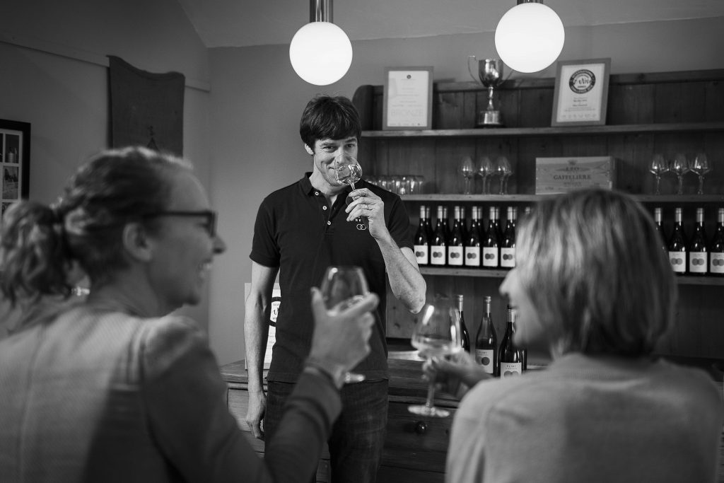 Ben Tasting Room 2018