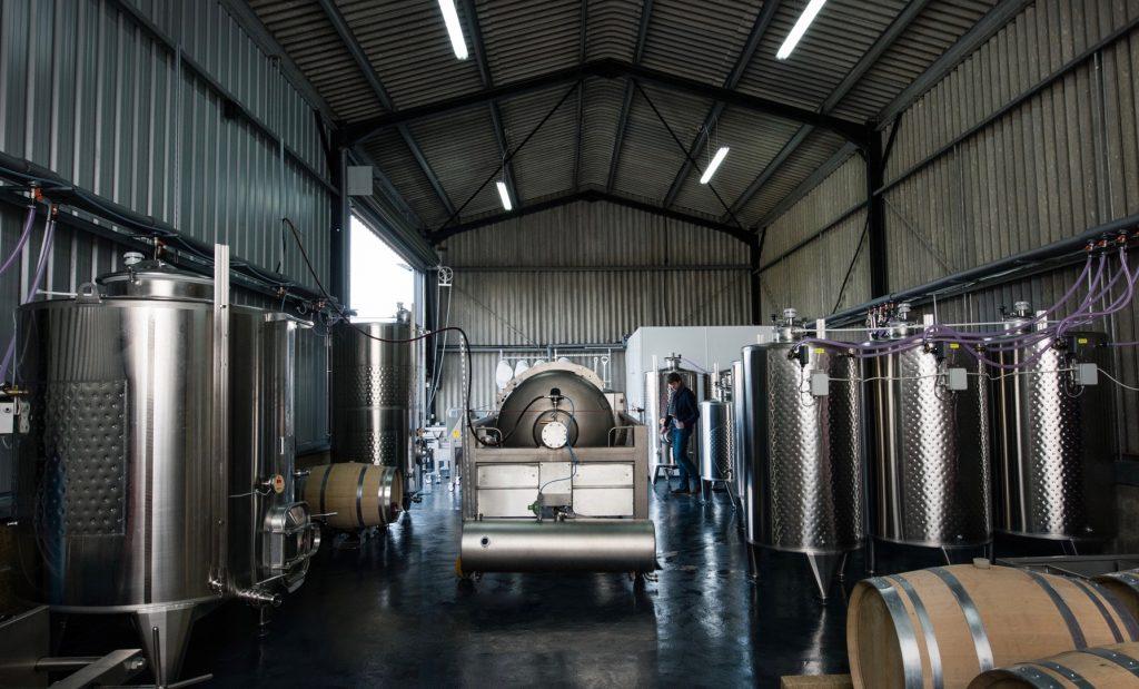 Flint Vineyard_Winery