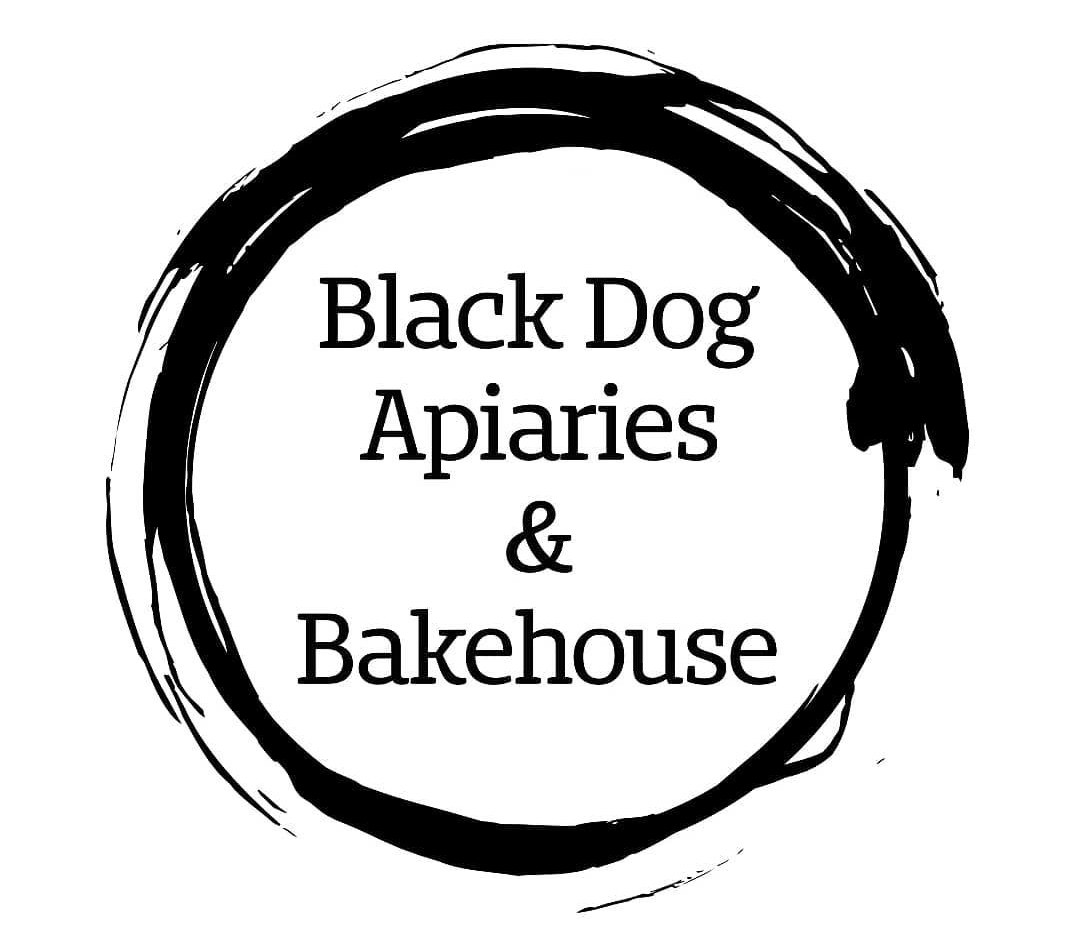 Black Dog Apiaries logo