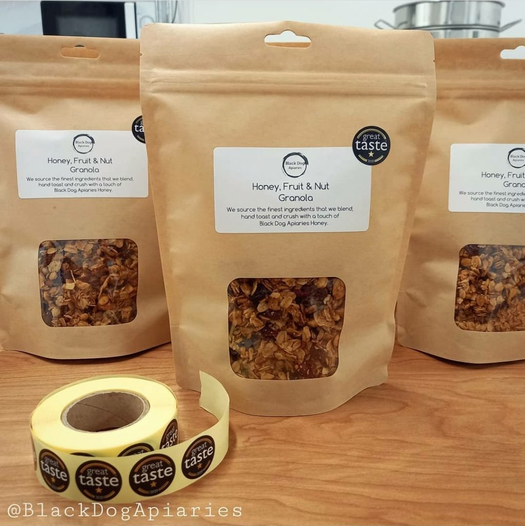 Their award-winning granola