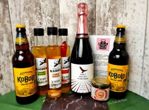 What I'm eating June review The Delicate Diner beer wine curry vinegars harissa