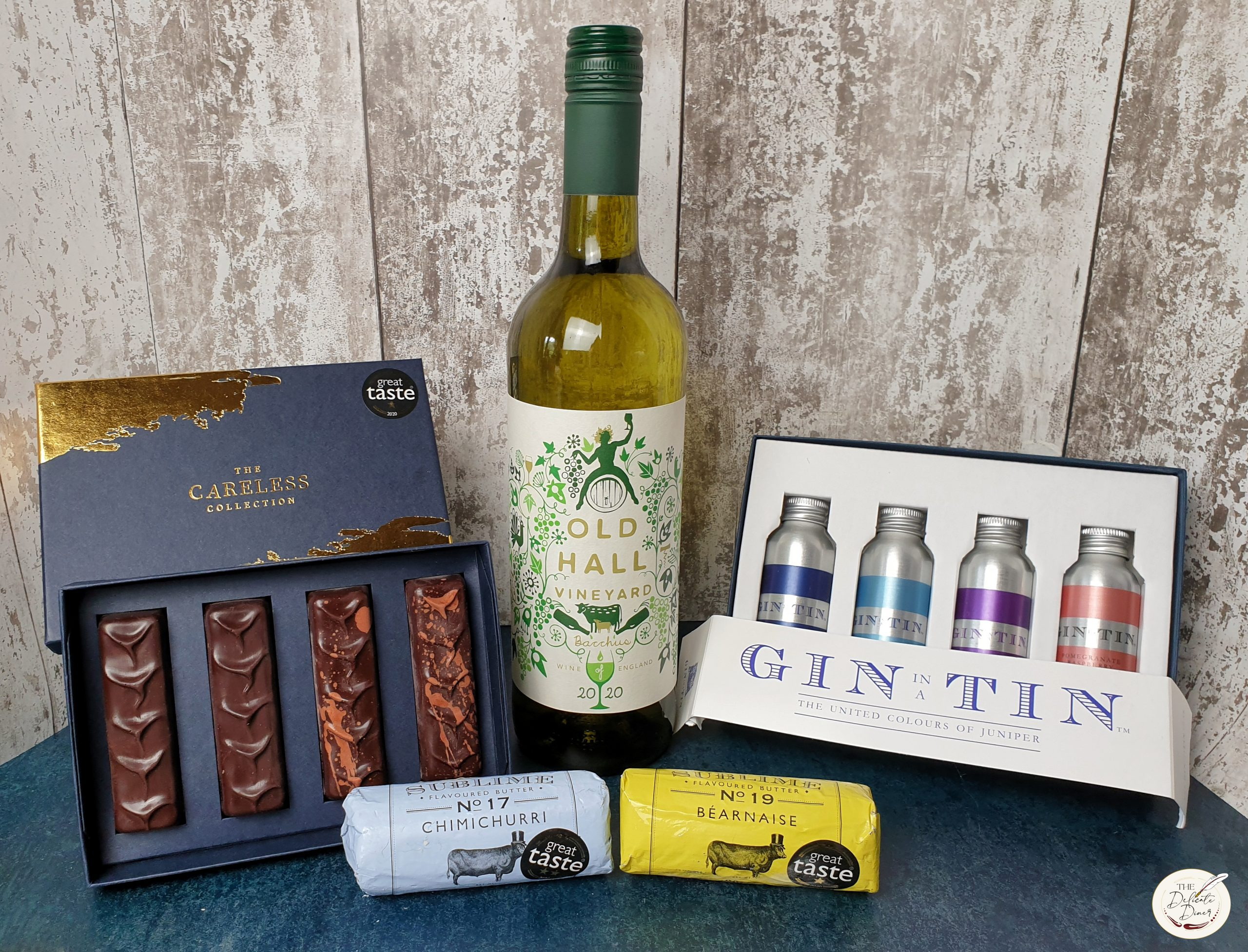 The Delicate Diner blogger review July hot picks Gin In A Tin Old Hall Farm The Careless Collection Sublime Butter