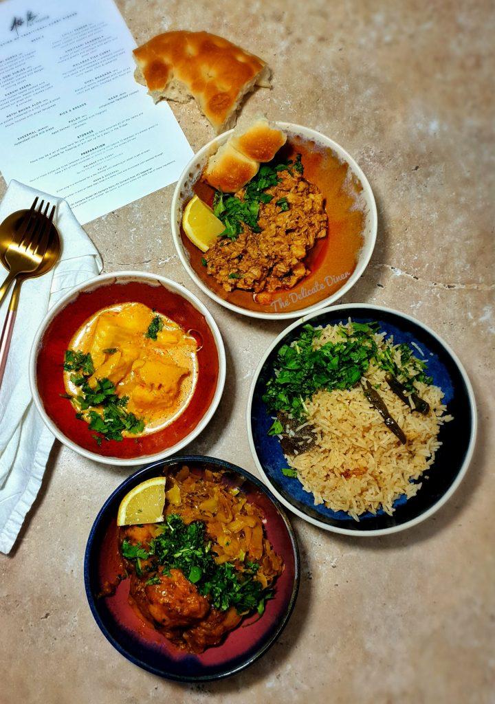 Aktar at Home curry box Aktar Islam